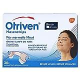 Otriven Besser Atmen Nasenstrips Beige normale Größe, 30 Stück