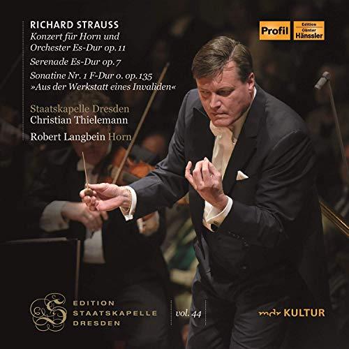 Edition Staatskapelle Vol. 44 Richard Strauss: Konzert für Horn und Orchester