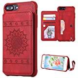 LolStore iPhone 7 Plus Case Flip,...