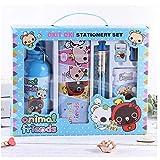 Briefpapier Set Kinder Urlaub Geschenk Satosin Set Kreative Luxus Wasserkocher Briefpapier...