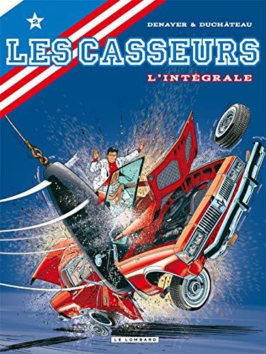 Intégrale Les Casseurs - tome 2 - Intégrale Les Casseurs 2