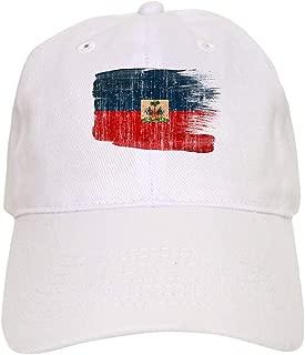 Haiti Flag Baseball Cap