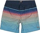 BILLABONG Herren Shorts All Day Stripe LB, Navy, XL, S1LB10