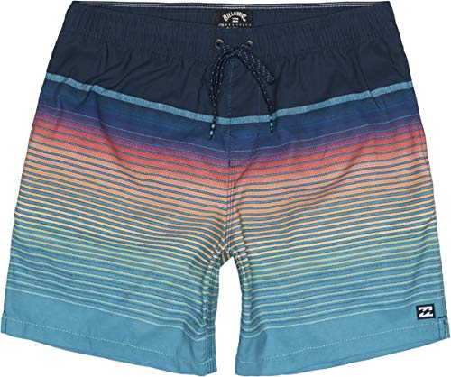 BILLABONG Herren Shorts All Day Stripe LB, Navy, XL, S1LB10