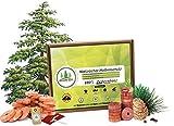 zedaren-eco 40x 100% Natürlicher Mottenschutz aus Zedernholz Umweltfreundliche Mottenfalle für