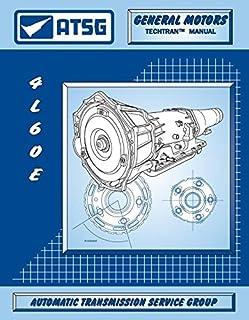 ATSG 4L60E Manual de reparo de transmissão (GM THM para venda corpo de válvula 4L60e novo ou usado - As oficinas de reparo...