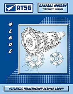ATSG 4L60E Transmission Repair Manual (GM THM for Sale New or Used 4L60e Valve Body - Repair Shops Can Save On Rebuild Costs)