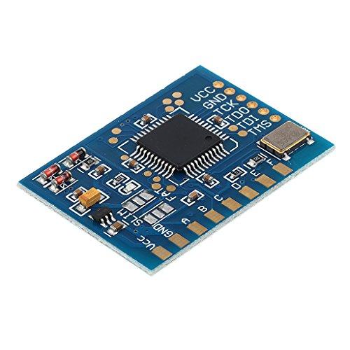 MagiDeal Matrix Glitcher V3 9.6A Corona 48MHZ Cristales Chip IC Pequeño Reemplazar/Repuestos...