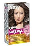 Nelly Set Tinte 4/00 Castaño Medio - 50 ml