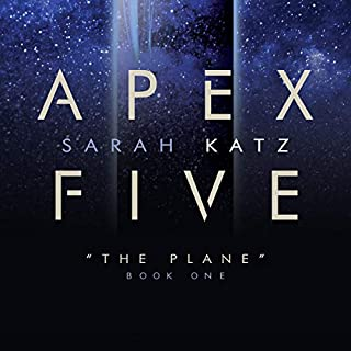 Apex Five audiobook cover art