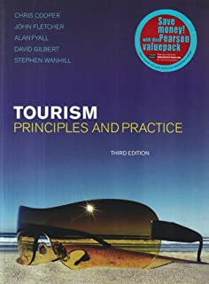 Online Course Pack: Tourism:Principles and Practice with OneKey CourseCompass Access Card: Cooper, Tourism 3e