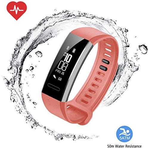 Orologio fitness monitorizza i battiti del cuore