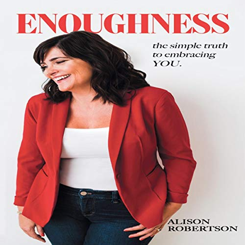 Enoughness audiobook cover art