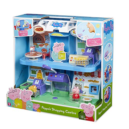 character Peppa Pig 7177 PEPPA'S Shopping Centre PLAYSET