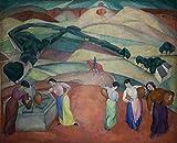 Berkin Arts Diego Rivera Giclee Kunstdruckpapier Kunstdruck