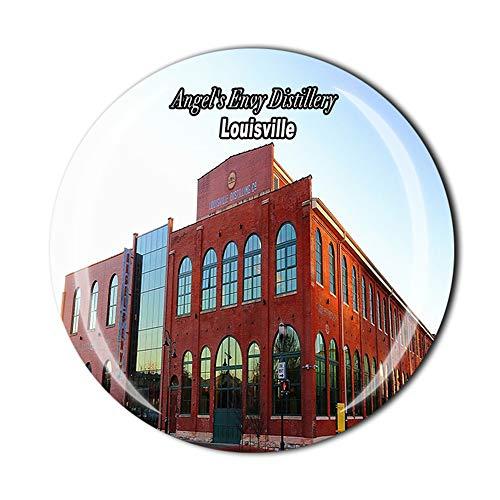 Angel's Envy Distillery Louisville USA - Imán para nevera