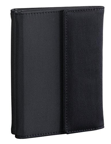 レイメイ藤井 システム手帳 デュアルリング バインダー キーワード ポケット ブラック WWP5009B