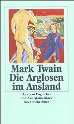 Cover von Die Arglosen im Ausland von Mark Twain