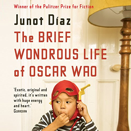 The Brief Wondrous Life of Oscar Wao Titelbild