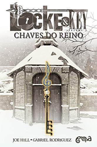 Locke & Key Vol. 4: Chaves do reino