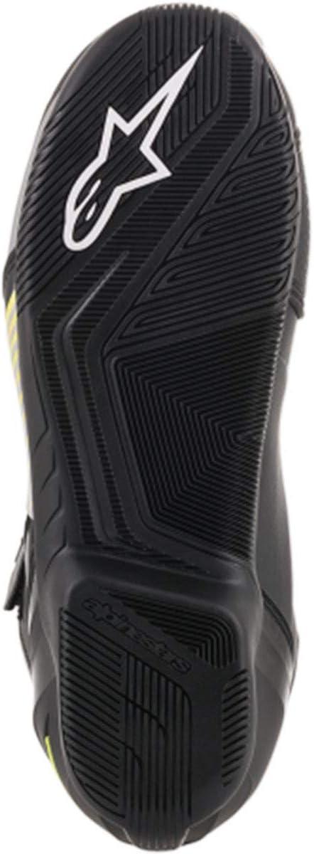 Alpinestars Mens Motorcycle Boots Black//Black, 42