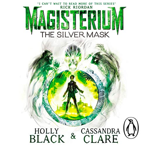 Couverture de Magisterium: The Silver Mask