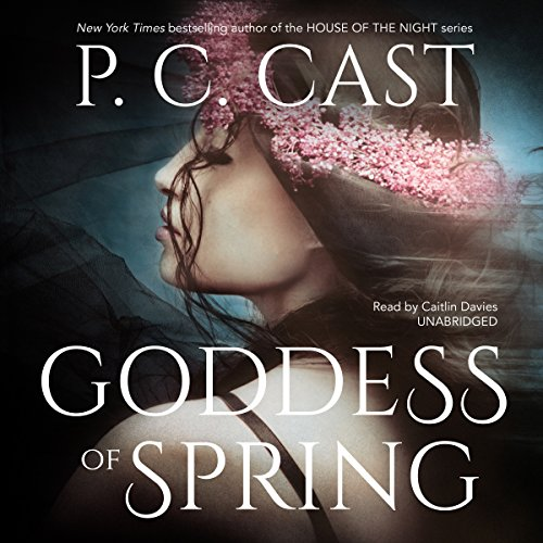 Goddess of Spring cover art