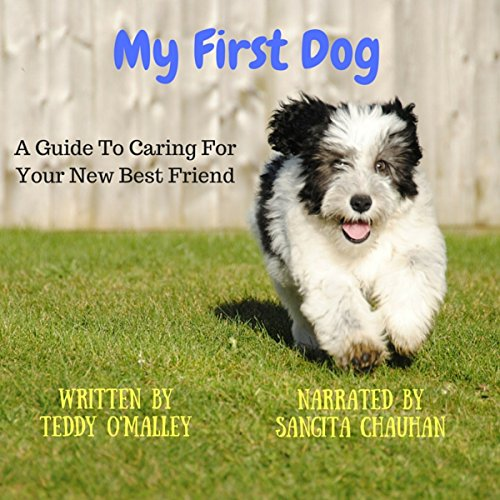 My First Dog audiobook cover art