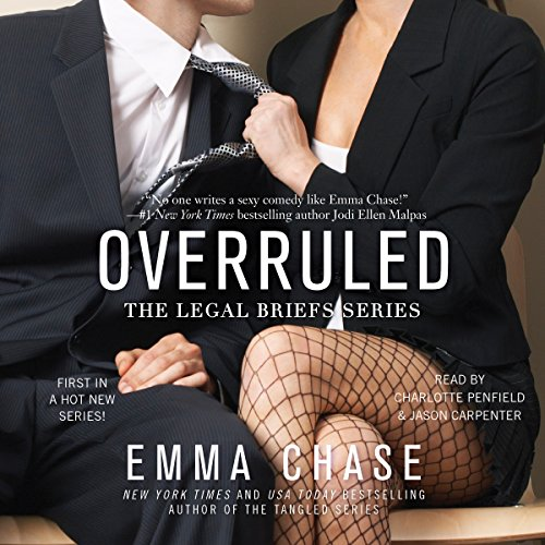 Overruled audiobook cover art