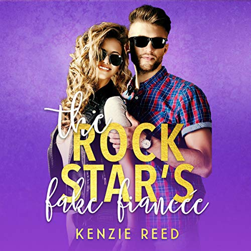 The Rock Star's Fake Fiancée cover art