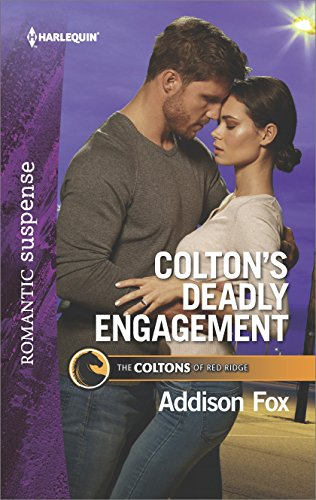 Colton's Deadly Engagement (The Coltons of Red Ridge Book 2) (English Edition)