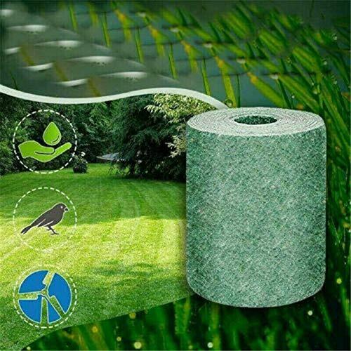 ConPush Biologisch Matte für Rasensamen Rasen Grassamen Gras Saatgut Rasensaat Grassaat
