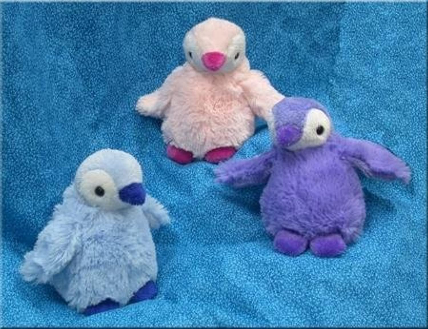 Wishpets 5 bambino Penguin Plush giocattolo (Assorted of 3) by Wishpets