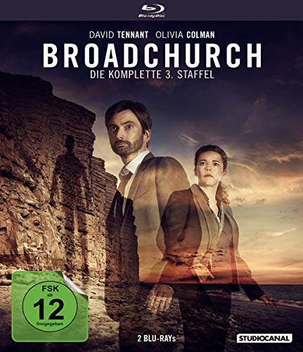 Broadchurch - Die komplette 3. Staffel [Blu-ray]