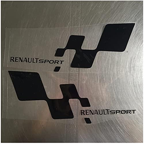 Bonito adhesivo para coche con diseño de barco gratis, resistente al agua, para Ford para VW para Renault Car Covers (color: blanco)