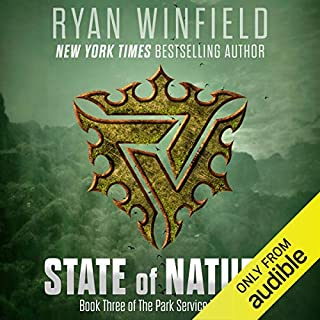 State of Nature audiobook cover art
