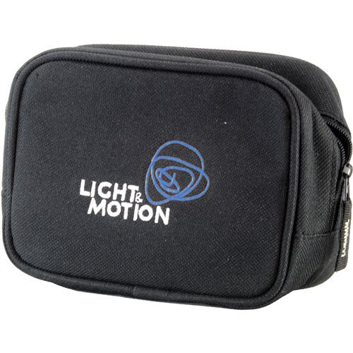 Tas voor koplampen, Gobe/Sola (kan de action kit inbegrepen), Light&Motion