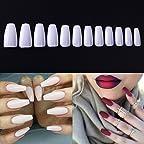 Amazon.es: uñas postizas blancas
