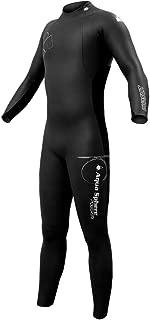 Aqua Sphere Mens Pursuit Triathlon Wetsuit 4mm Performance Neoprene Tri Swim
