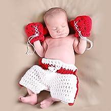 ENCOCO - Juego de Guantes de Boxeo para bebé