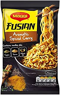 Maggi Fusian Aromatic Spiced Curry Noodles - 119g (0.26lbs)
