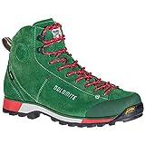 Dolomite Herren Bota ICON GTX Cinquantaquattro Stiefel, Green Red, 44 1/3 EU