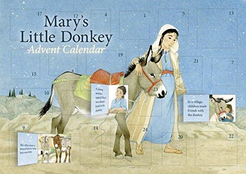 Mary's Little Donkey Calendar