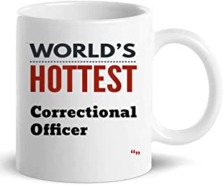 Best Correctional Officer Cup 11Oz Coffee Mug - Birthday Gift for Men Women Coworker T-Shirt