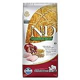 Natural & Delicious Low Ancestral Grain è la linea di prodotti naturali, con pochi cereali ancestrali (farro ed avena), scientificamente studiata per la natura carnivora del cane. Caratterizzata ...