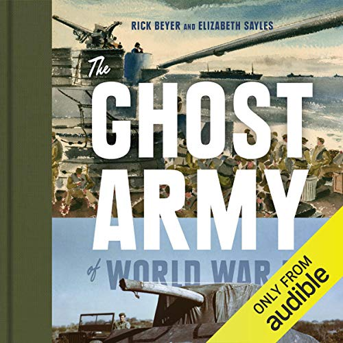 The Ghost Army of World War II cover art