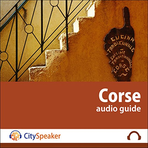 Corse (Audio Guide CitySpeaker) audiobook cover art