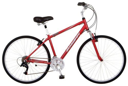 Schwinn 700c Men's Connection Hybrid Bike (16-Inch Small Frame)