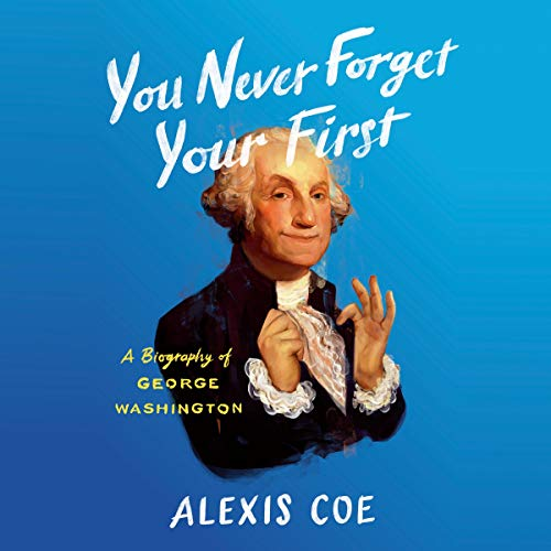 You Never Forget Your First audiobook cover art