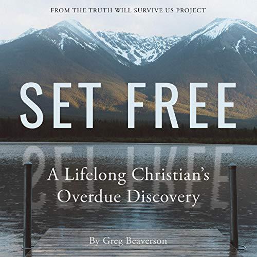 Set Free audiobook cover art